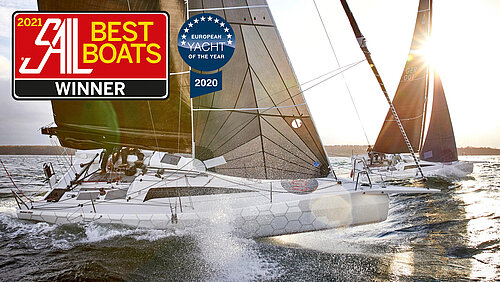 2021 sail best boats winner