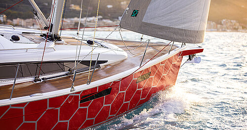 New best selling bluewater sailing yacht