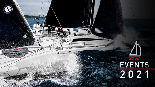 Boat shows and events news Dehler 30 one design