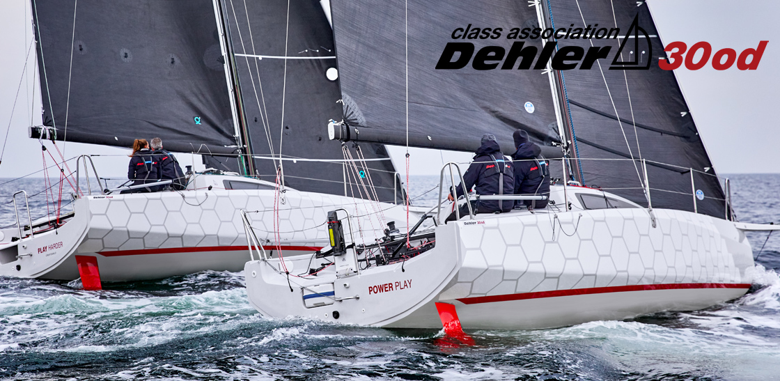 High performance sailing meets Olympic style mixed offshore sail racing