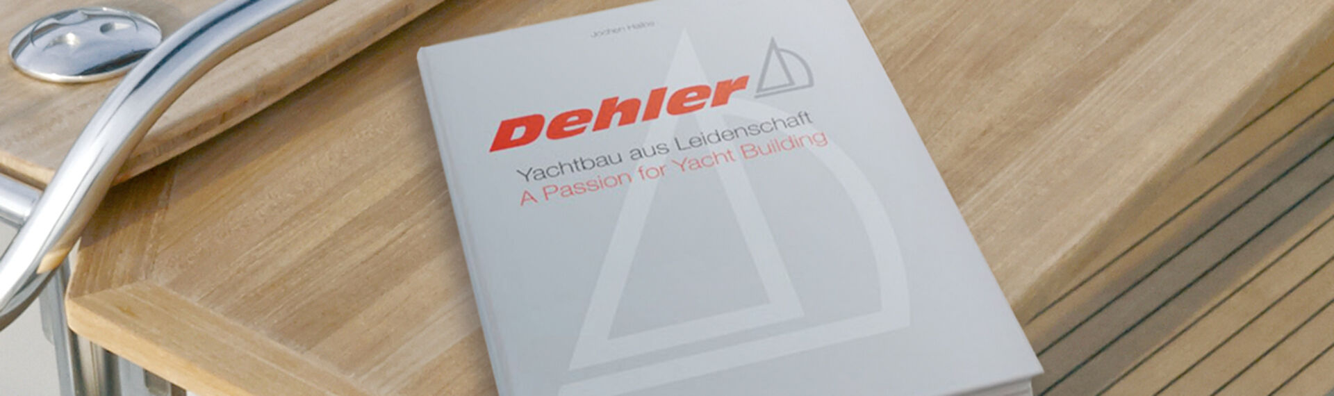 [Translate to Chinese:] Dehler 50 years Book