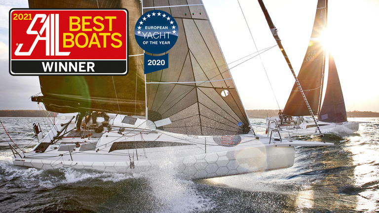 "Dehler 30 one design wins ""Best Boats Award 2021"" in two categories"