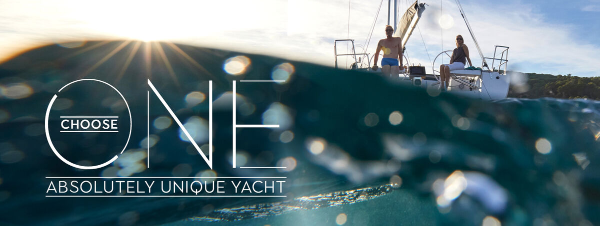 Configure your new sailing yacht customize your boats features