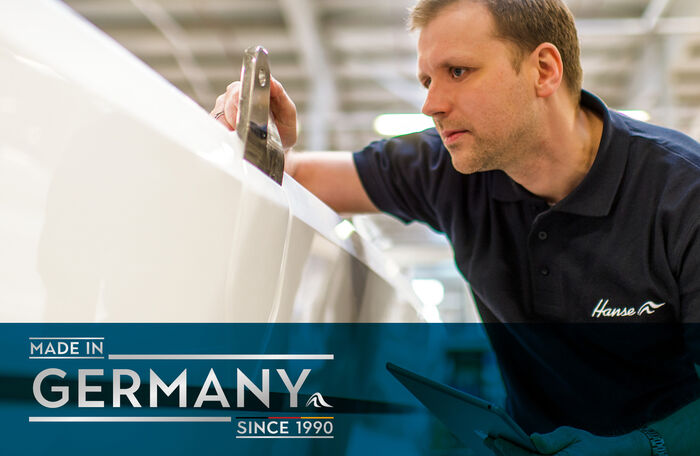 Made in Germany since 1990