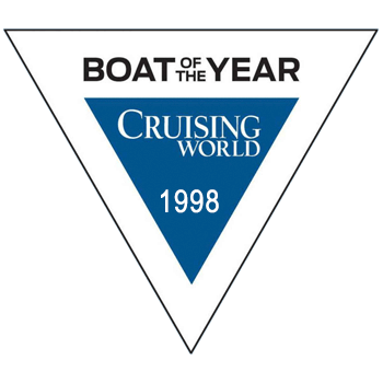 Dehler 29 Boat of the Year | Cruising World 1998 | Dehler