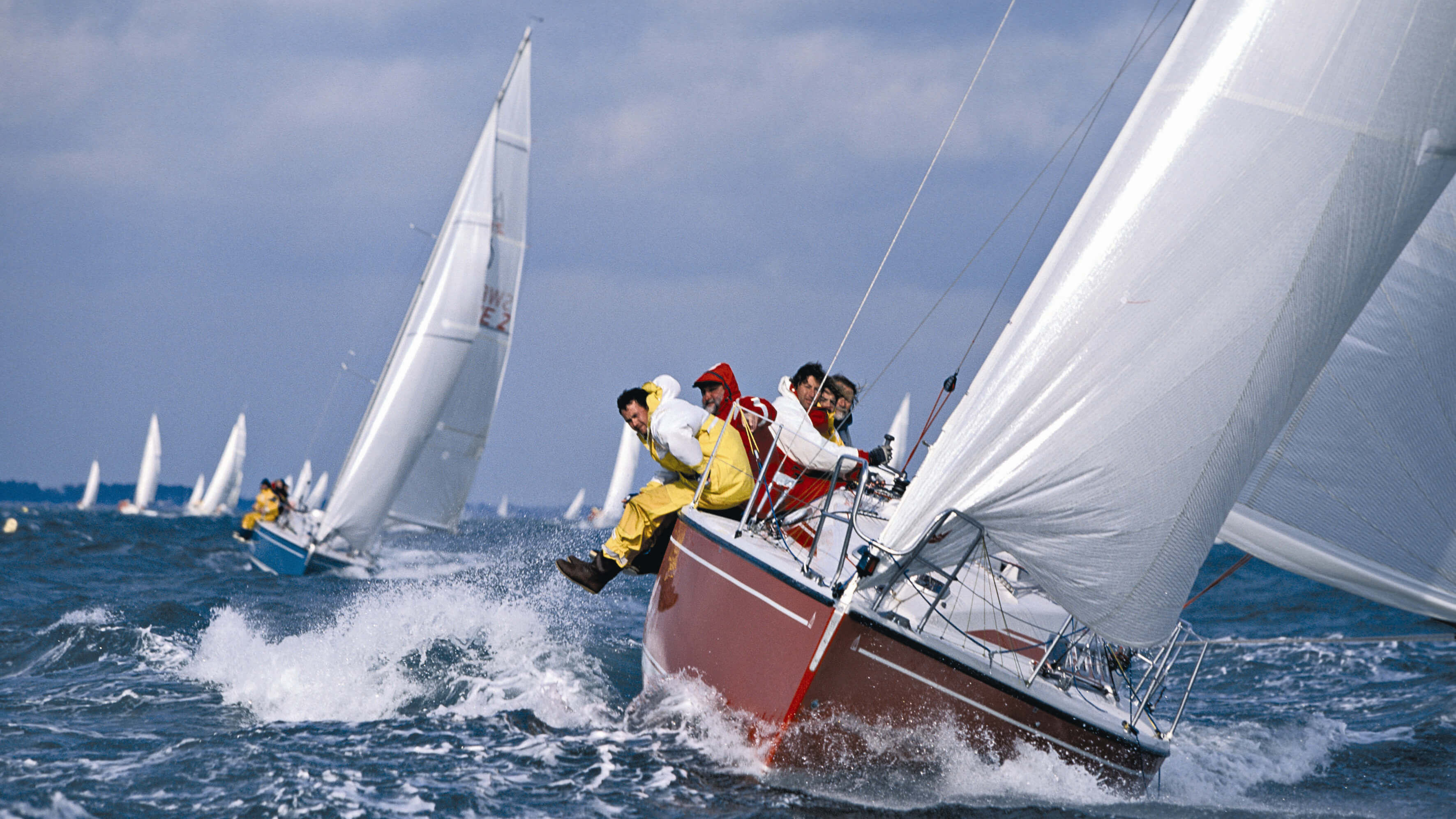 Dehler 29 Exterior Sailing | bow, foresail | Dehler