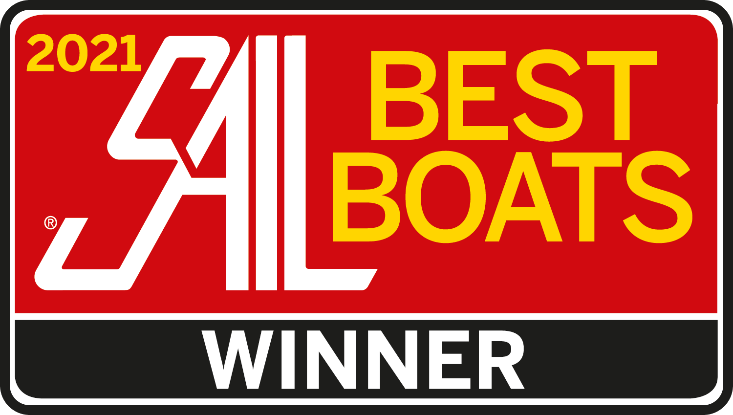 The Dehler 30od won the Best Boats 2021 Award | Category: Best Performance Boat 30ft or less and Systems | Dehler
