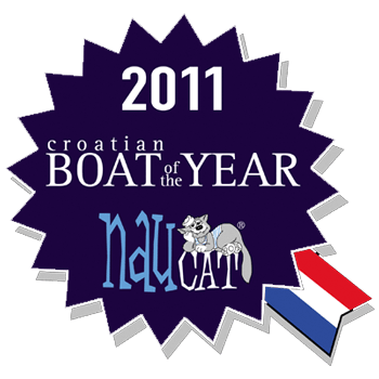 Dehler 32 Croatian Boat of the Year 2011 - nominee
