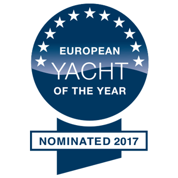 Dehler 34 European Yacht of the Year nominated | Best Performance Cruiser 2017 | Dehler