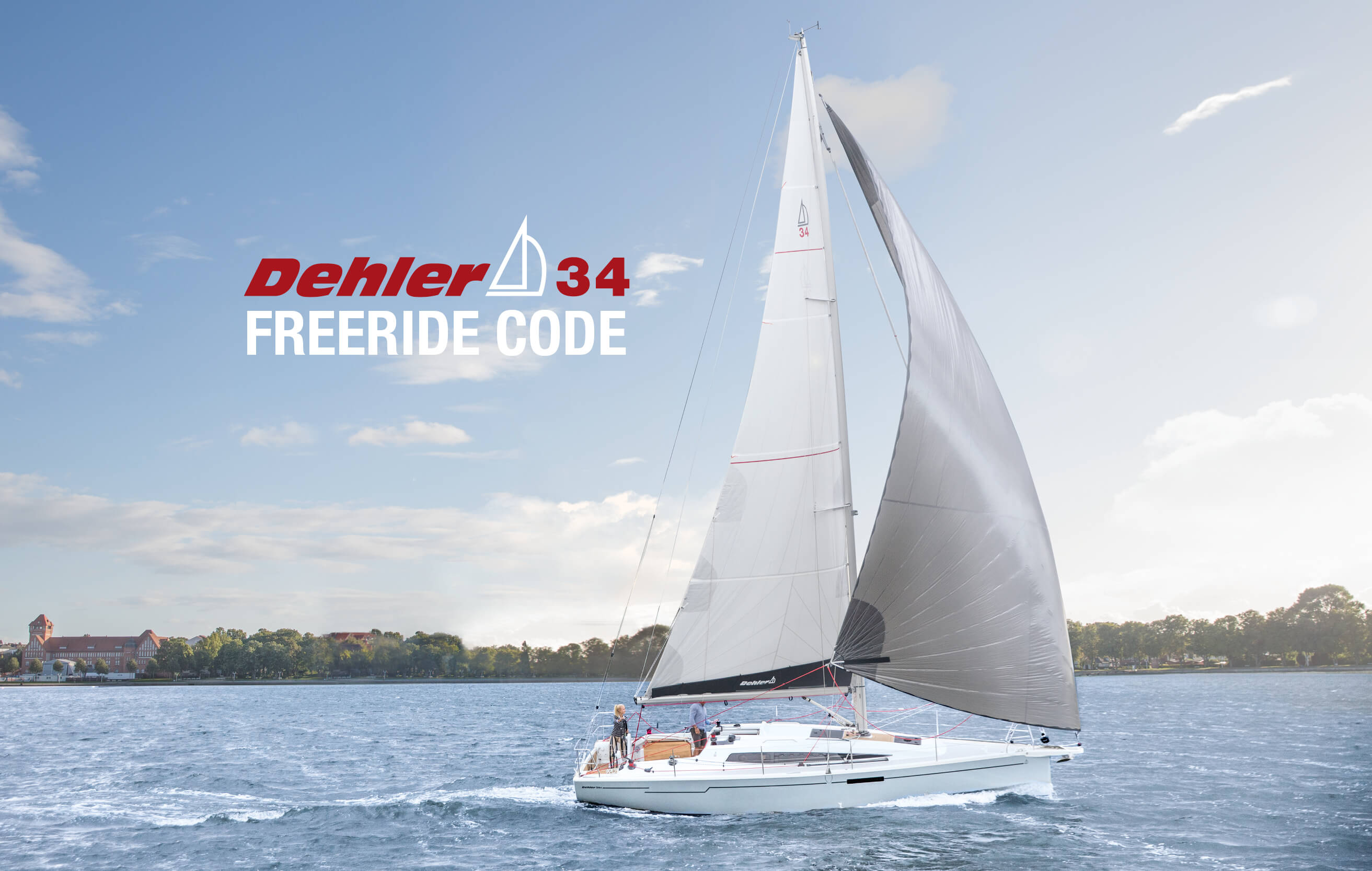 Dehler FREERIDE Code | for speedy sailing at low wind | Dehler