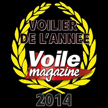 Dehler 38 Voilier de L'année | Voile magazine 2014 | Dehler