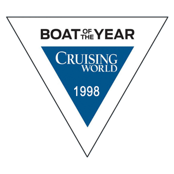 Dehler 41 DS Boat of the Year | Best Full Size Cruiser Overall - Cruising World 1998 | Dehler