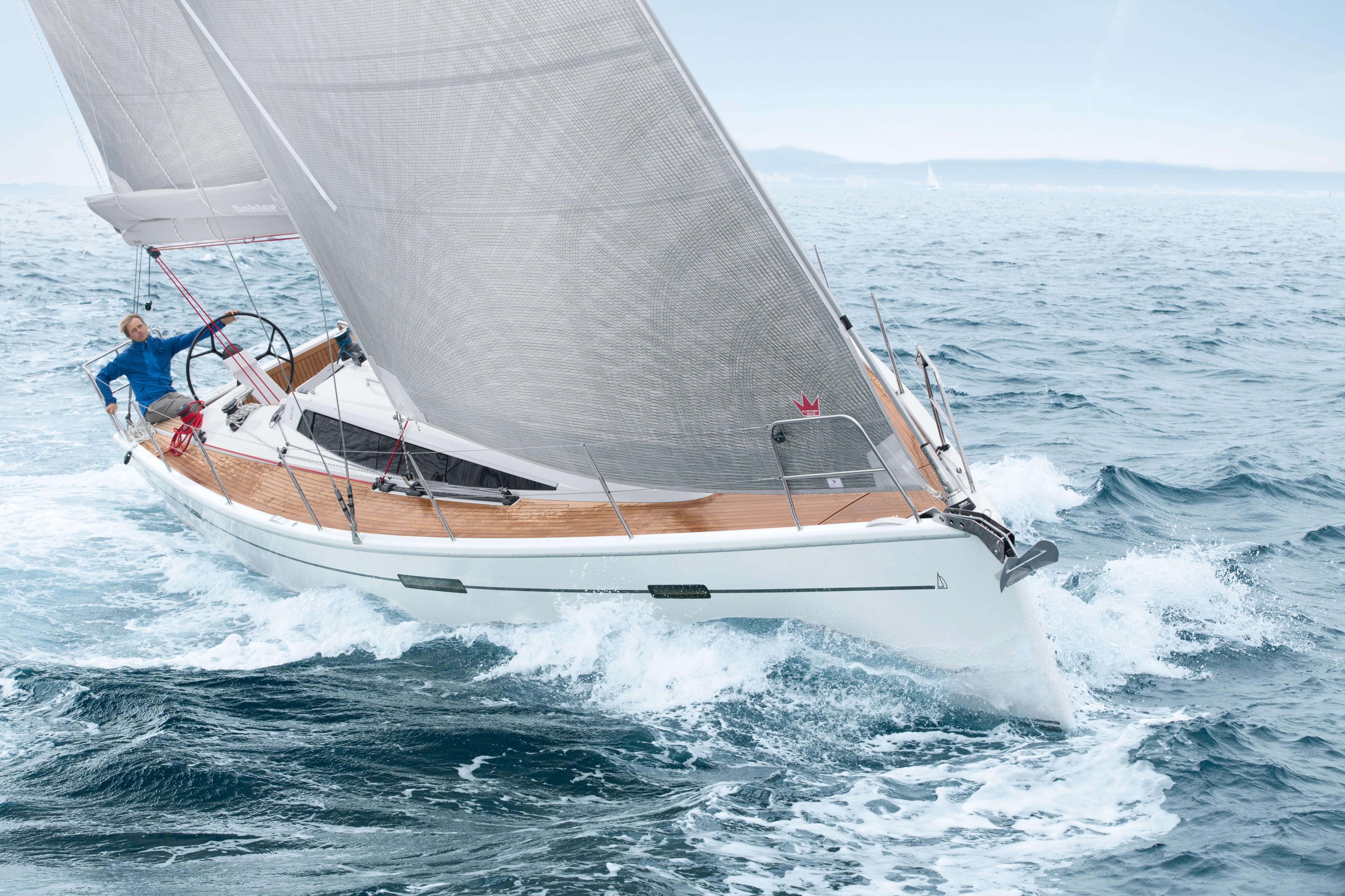 Dehler 42 Exterior Sailing | Dehler 42_Segeln_12_0516_044.jpg | Dehler