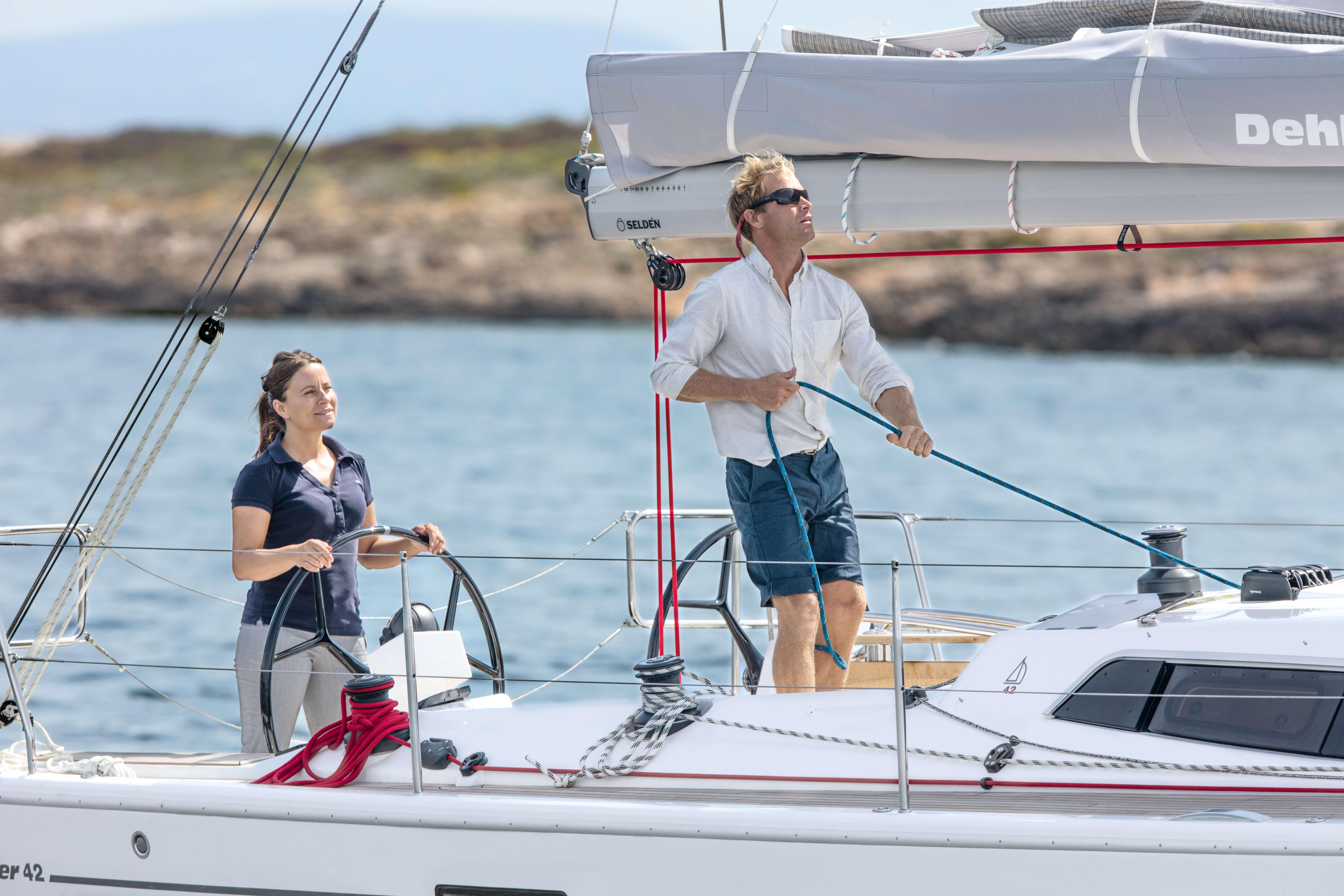 Dehler 42 Exterior Sailing | Dehler 42_Segeln_16_0516_010.jpg | Dehler
