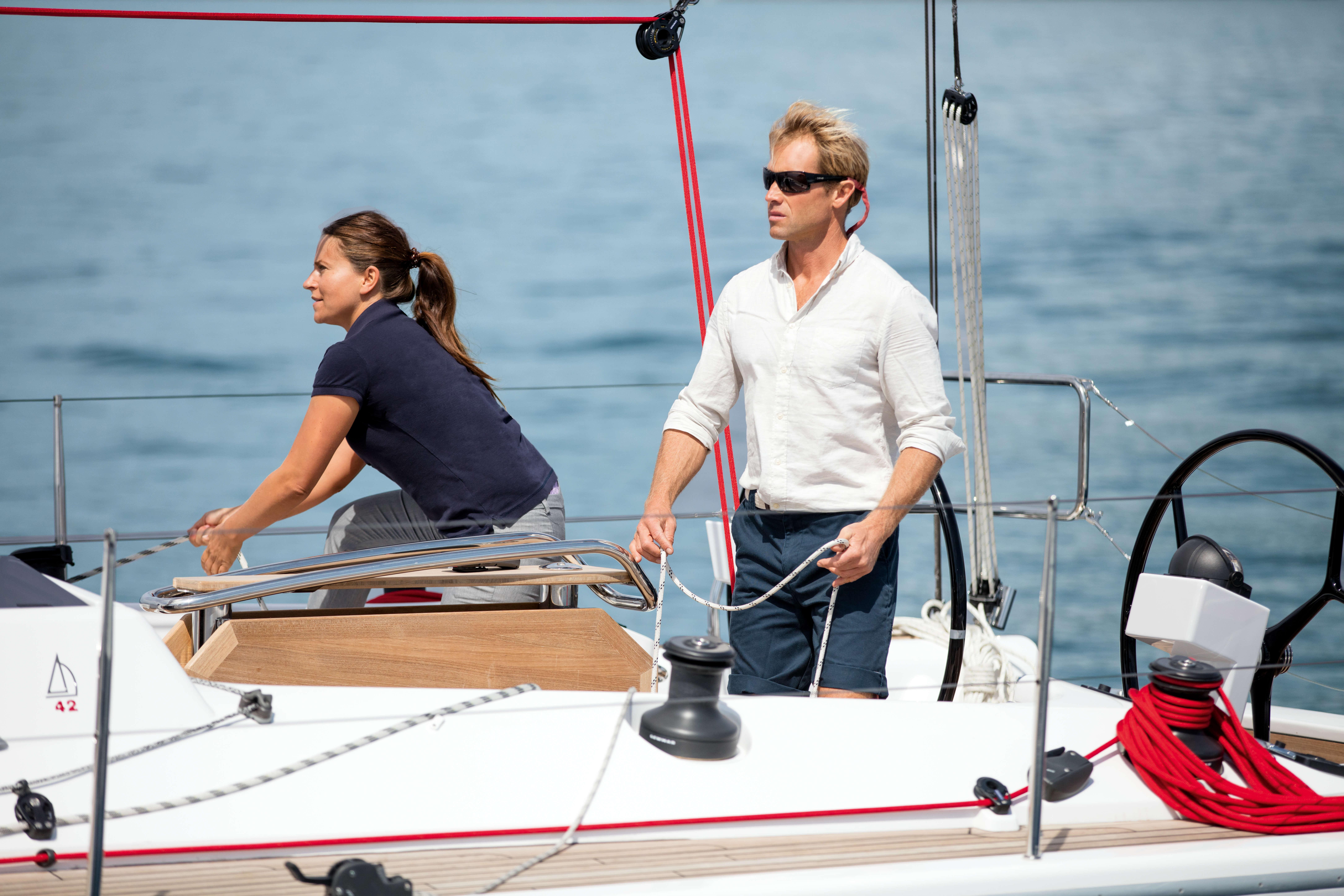 Dehler 42 Exterior Sailing | Dehler 42_Segeln_19_0516_066.jpg | Dehler