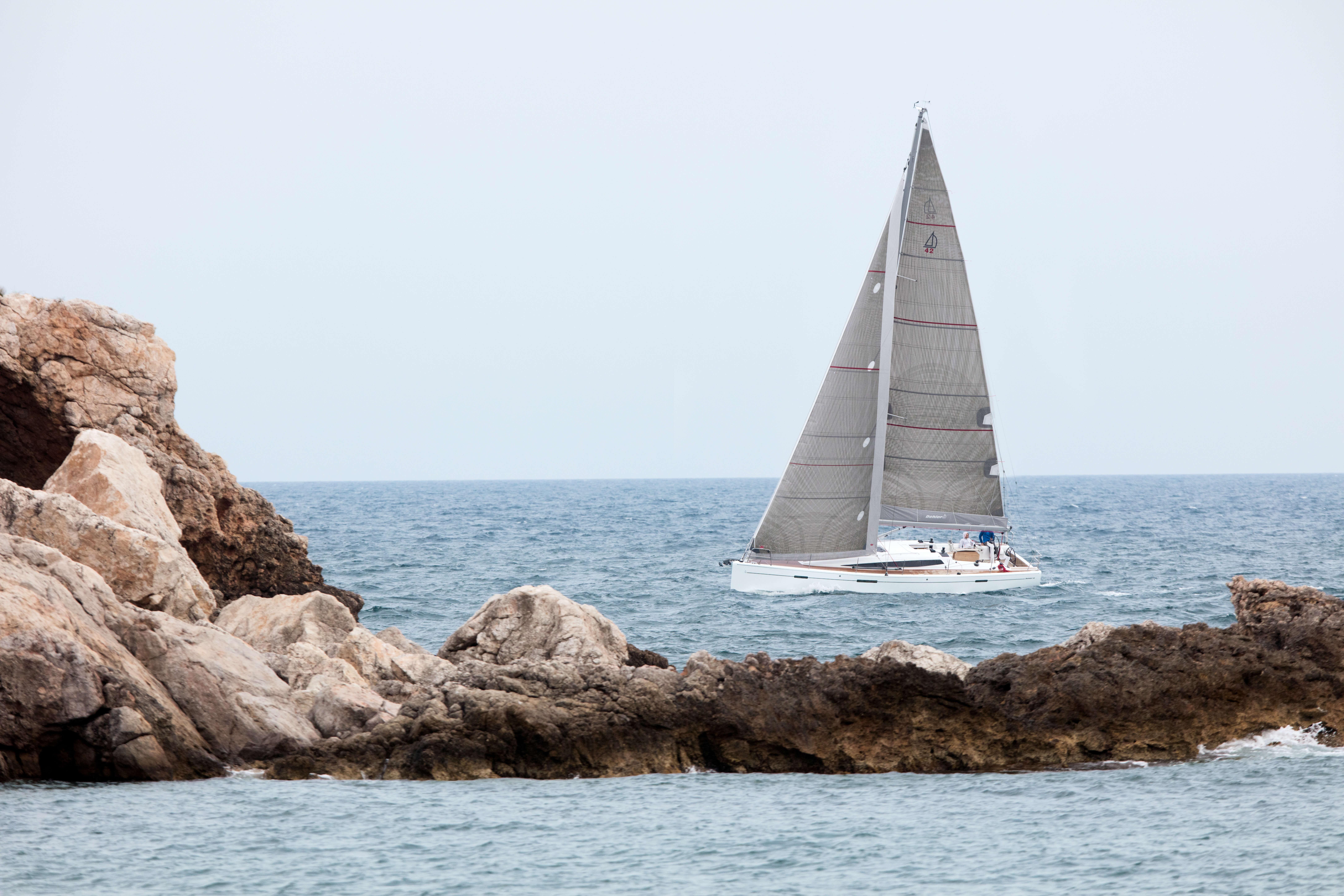 Dehler 42 Exterior Sailing | Dehler 42_Segeln_20_0516_005.jpg | Dehler