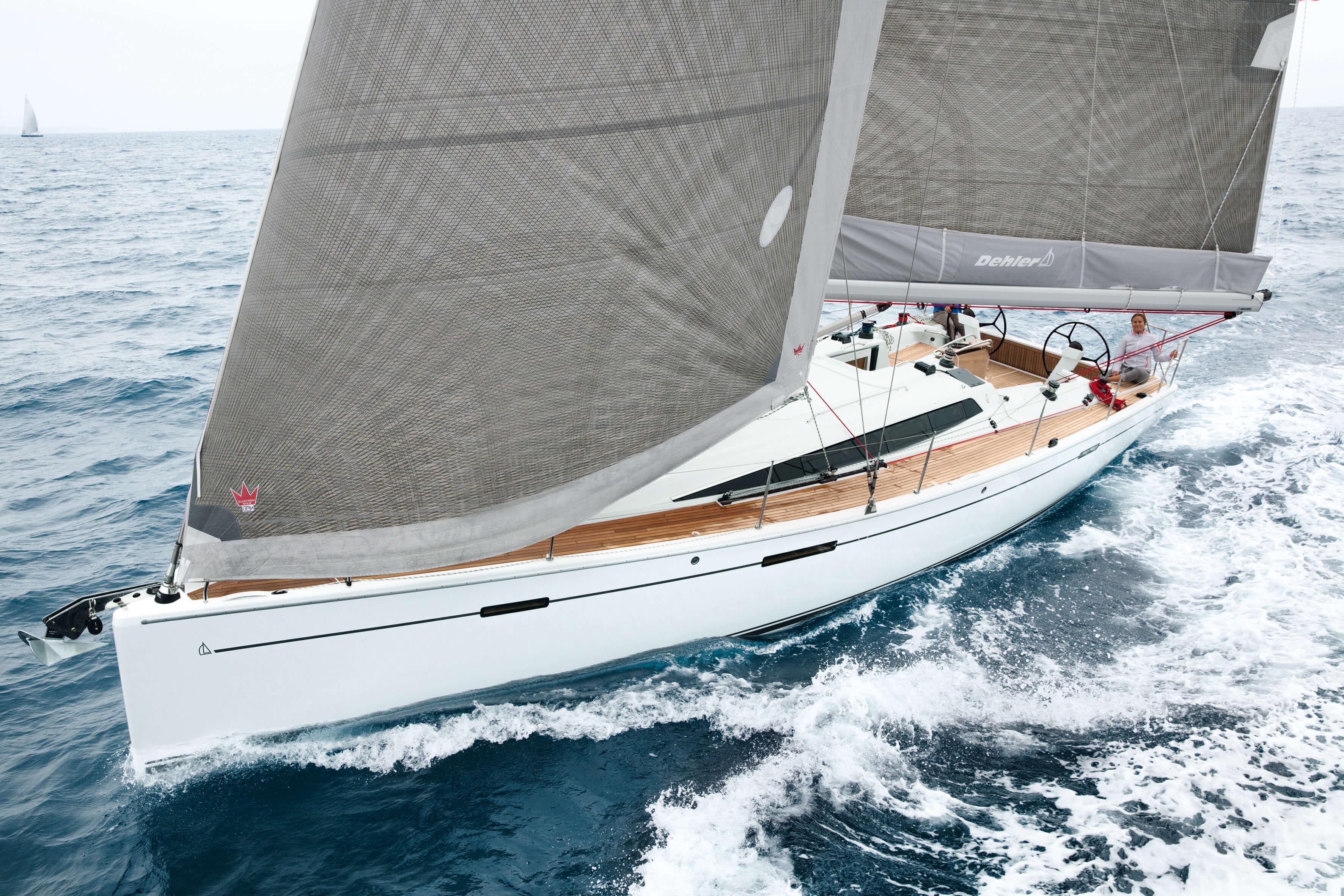 Dehler 42 Exterior Sailing | Dehler 42_Segeln_25_0516_072.jpg | Dehler