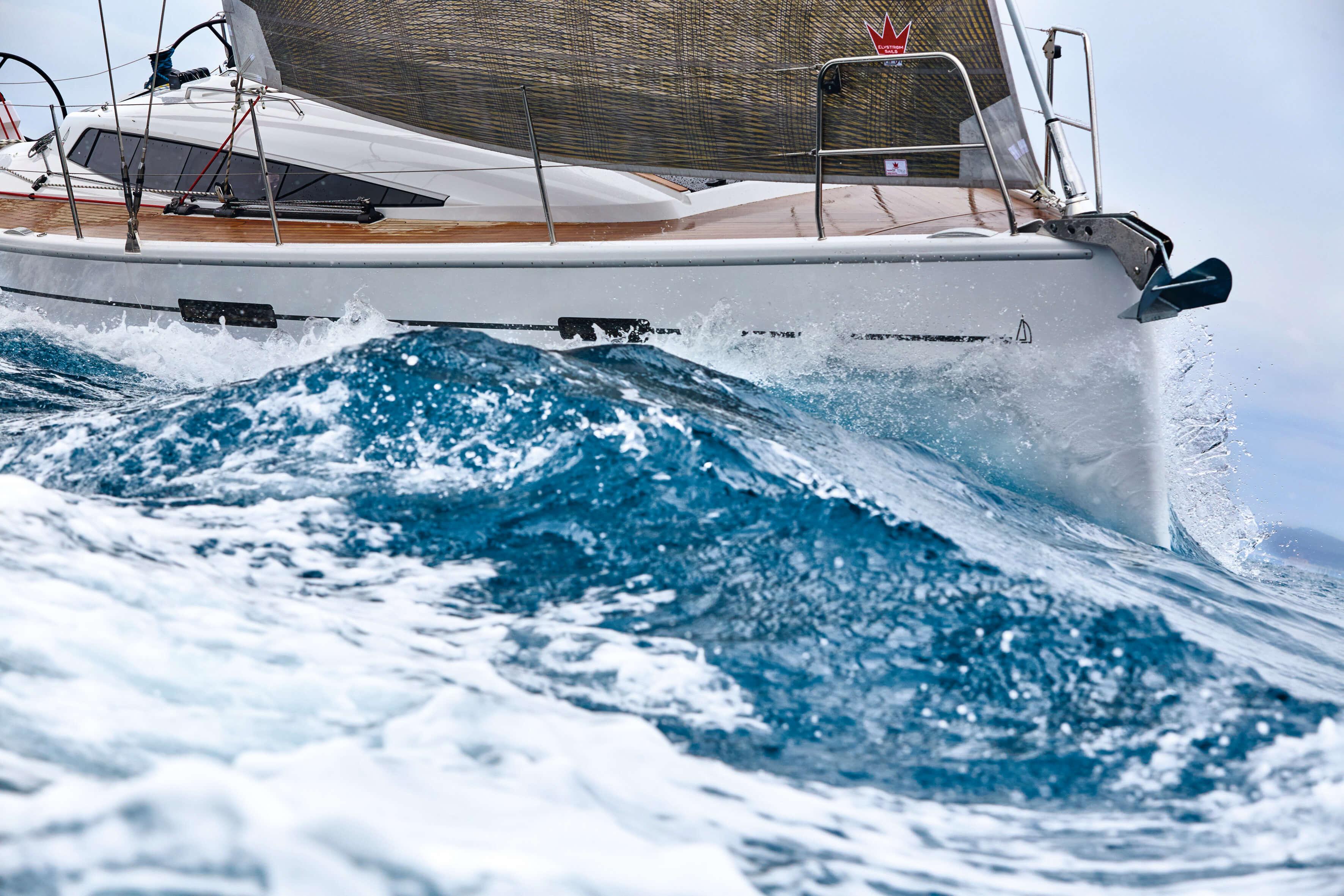 Dehler 42 Exterior Sailing | Dehler 42_Segeln_28_0516_887.jpg | Dehler