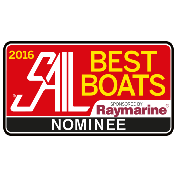 Dehler 46 Best Boats nominee | SAIL Magazine 2016 | Dehler