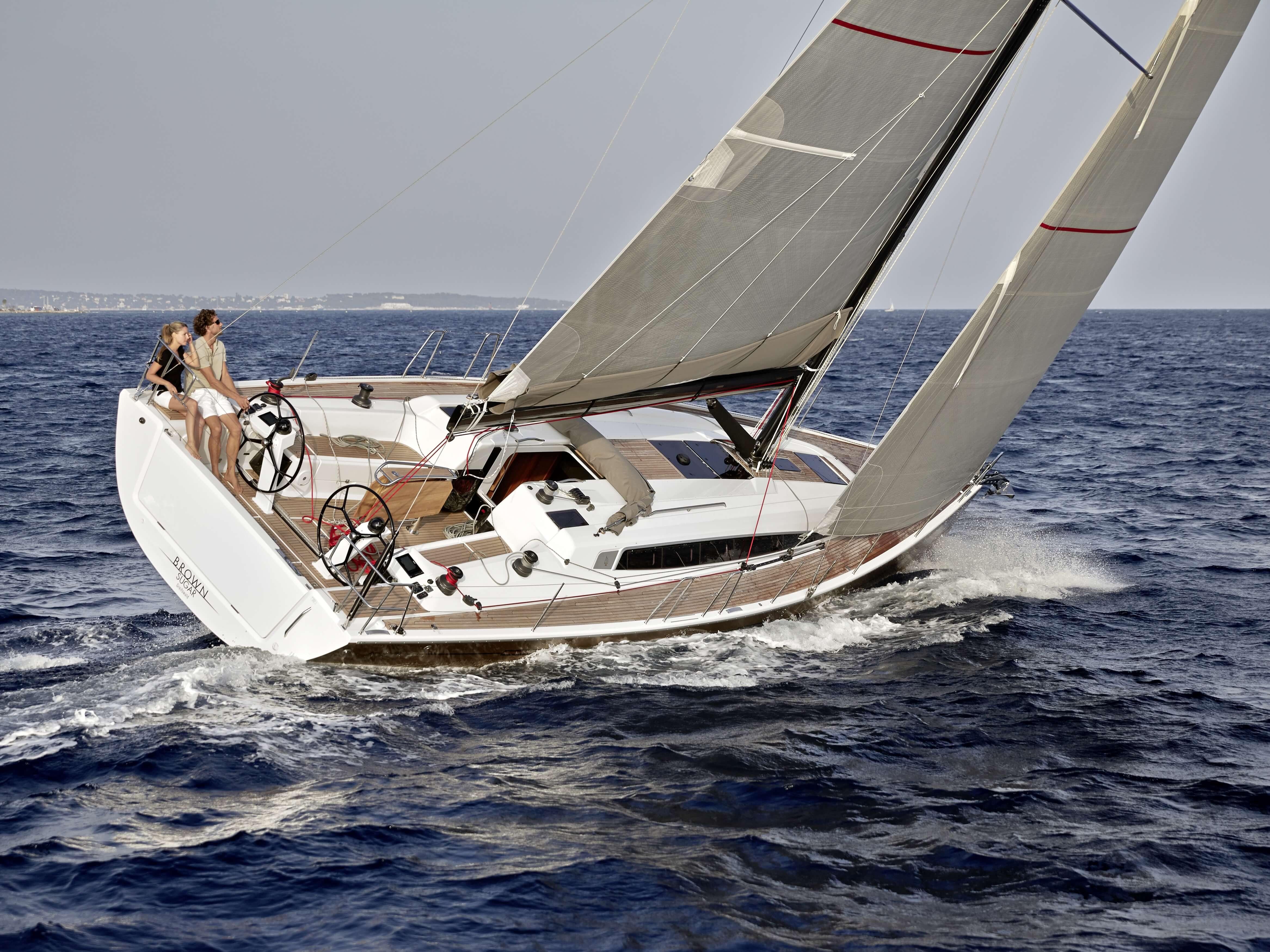 Dehler 46 Yacht 1016 | Dehler