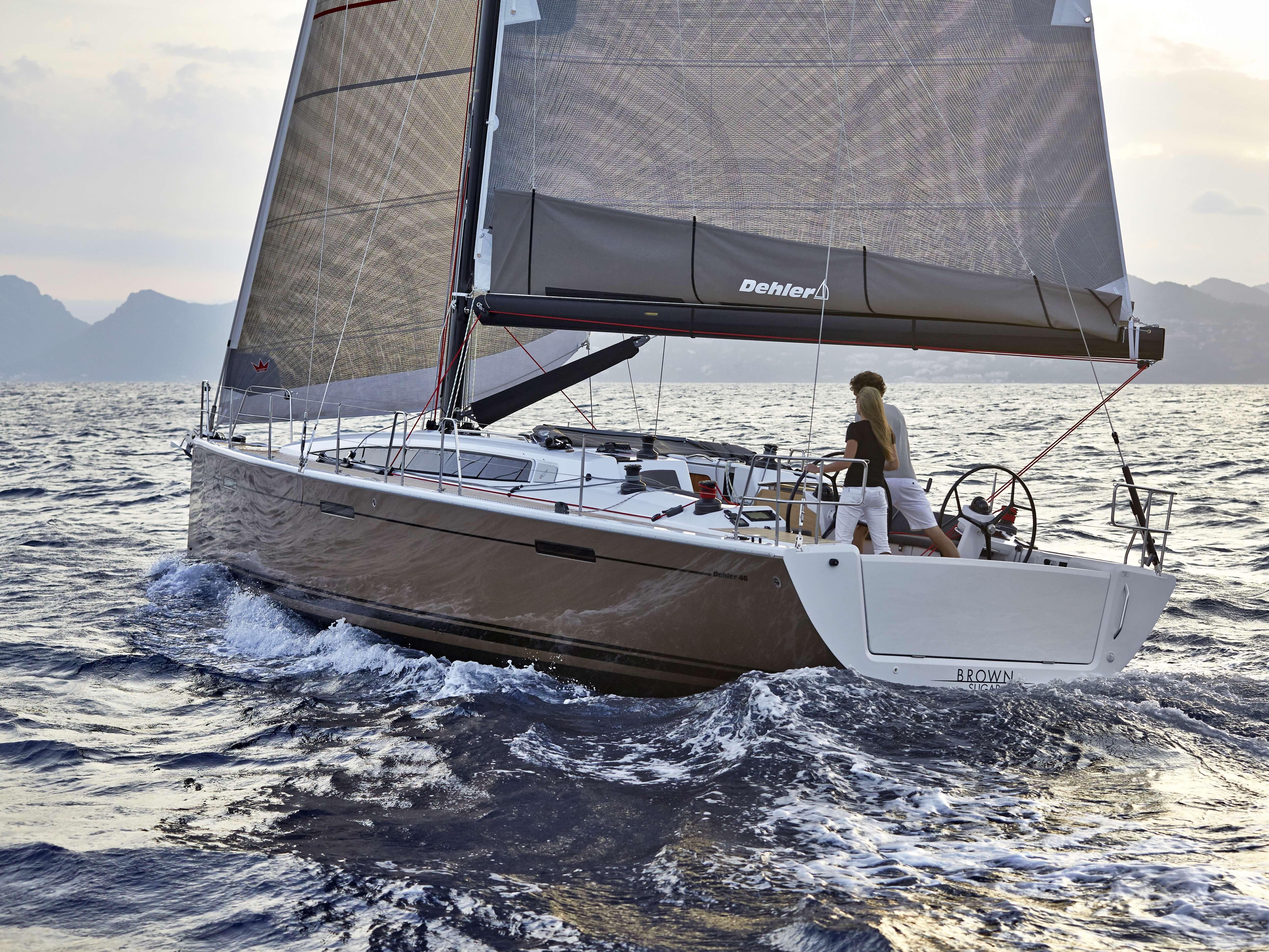 Dehler 46 Yacht 1303 | Dehler