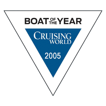Dehler 47 Boat of the Year | Production Cruiser 45-50ft 2005 | Dehler