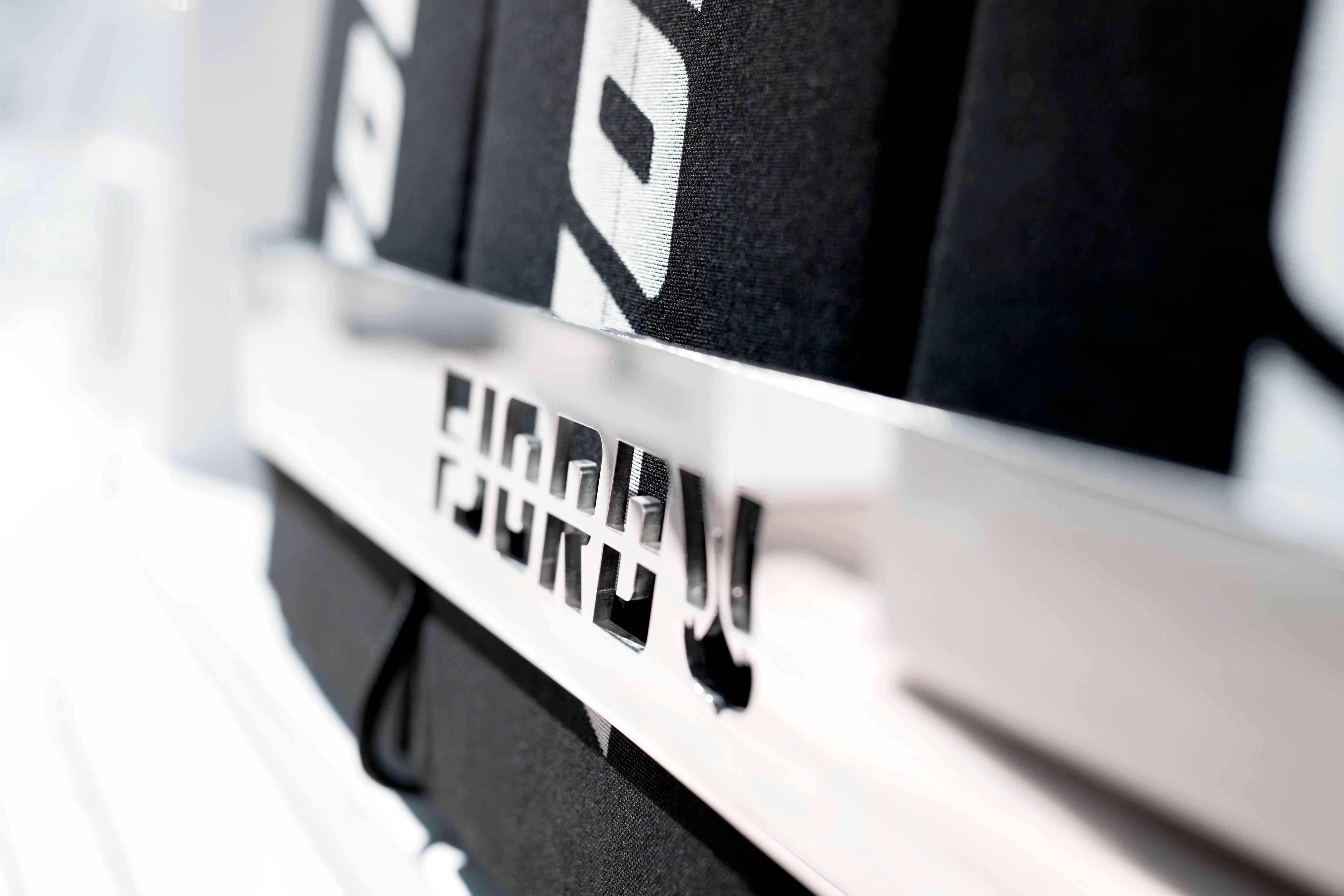 Fjord 38 xpress | Fenderaufbewahrung aus Edelstahl | Fjord