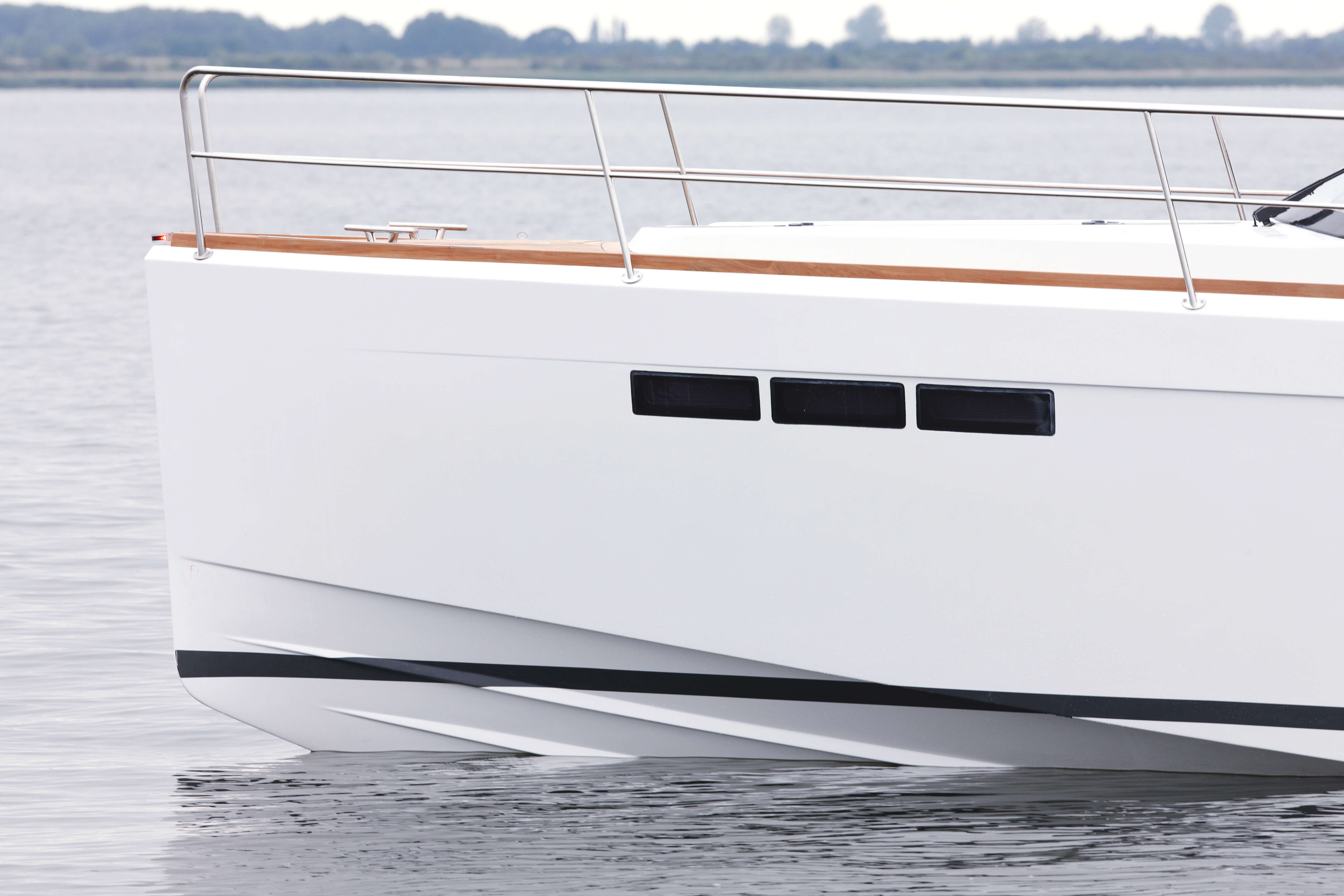 Fjord 40 Cruiser Exterieur | Fjord