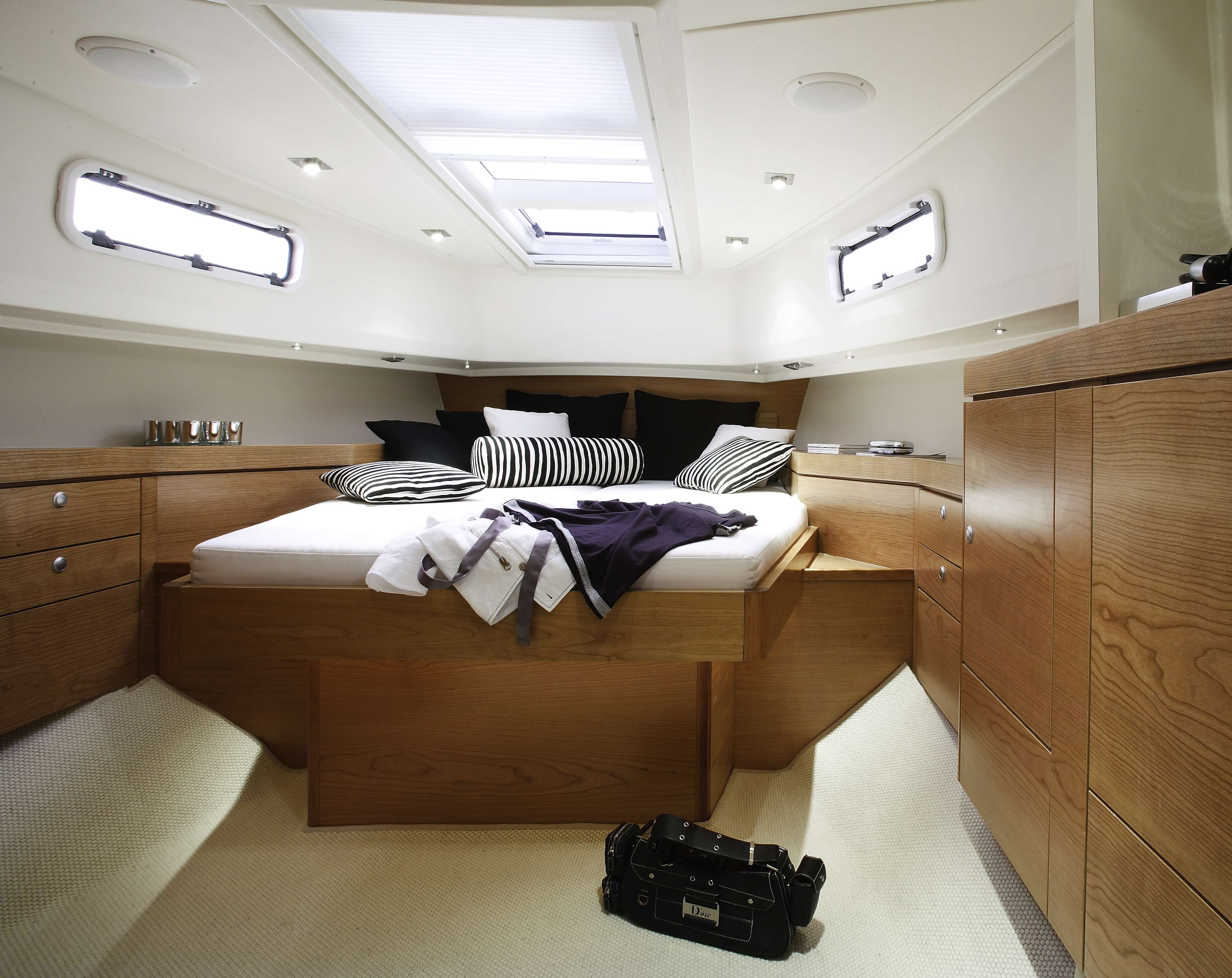 Fjord 40 Open Interieur | Fjord