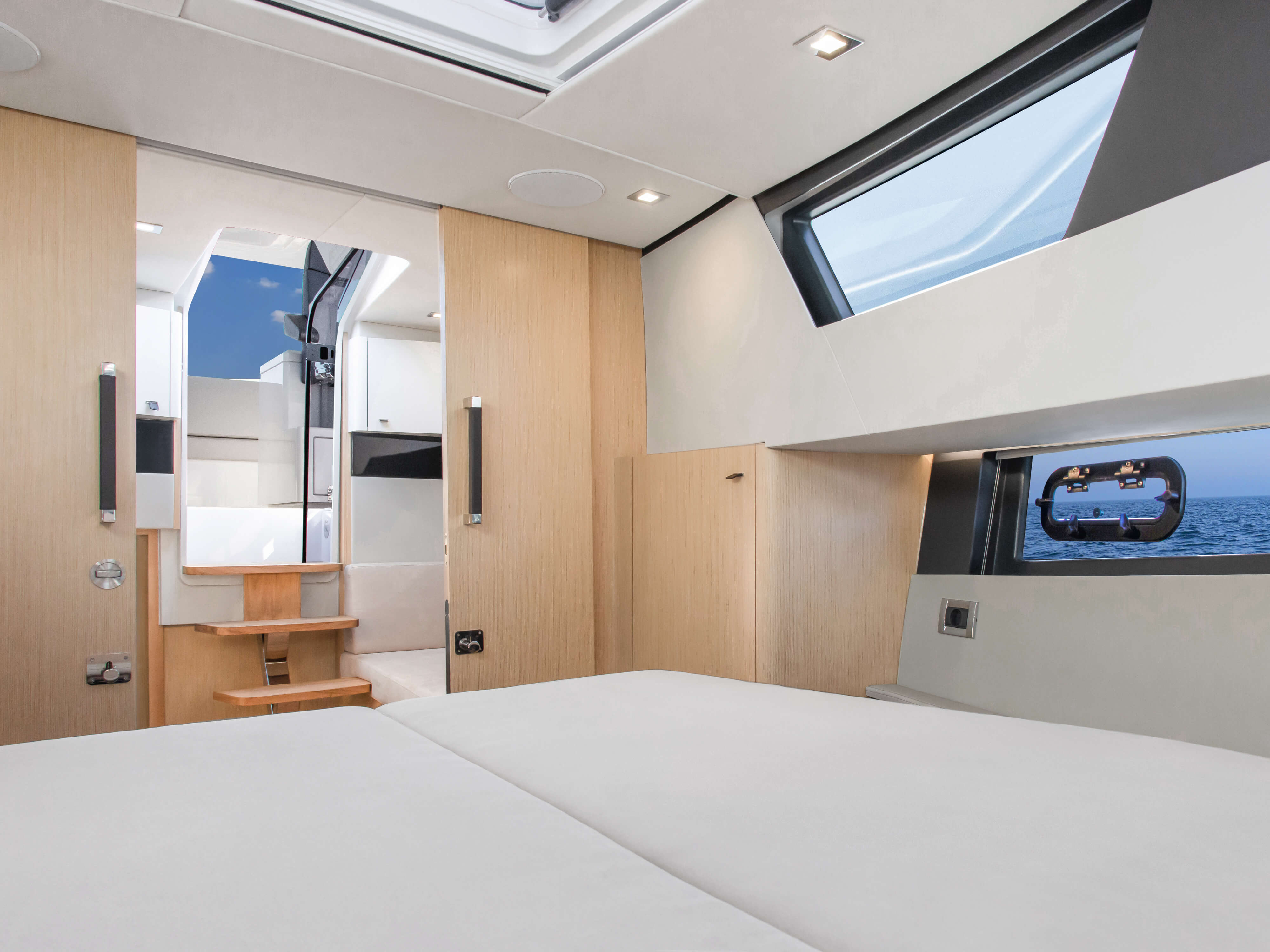 FJORD 41 XL owner's cabin