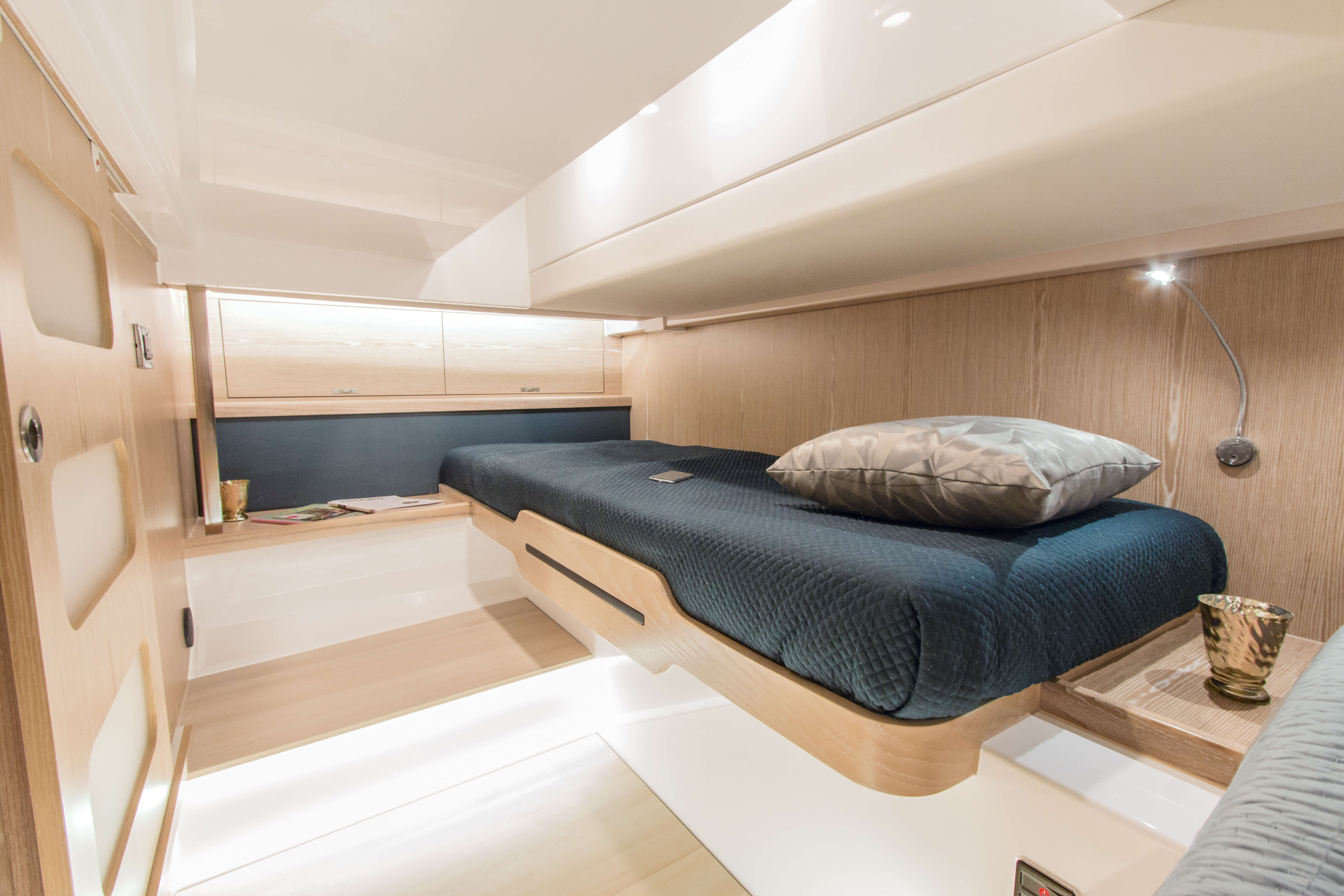Fjord 44 open | B2: Guest cabin | Fjord