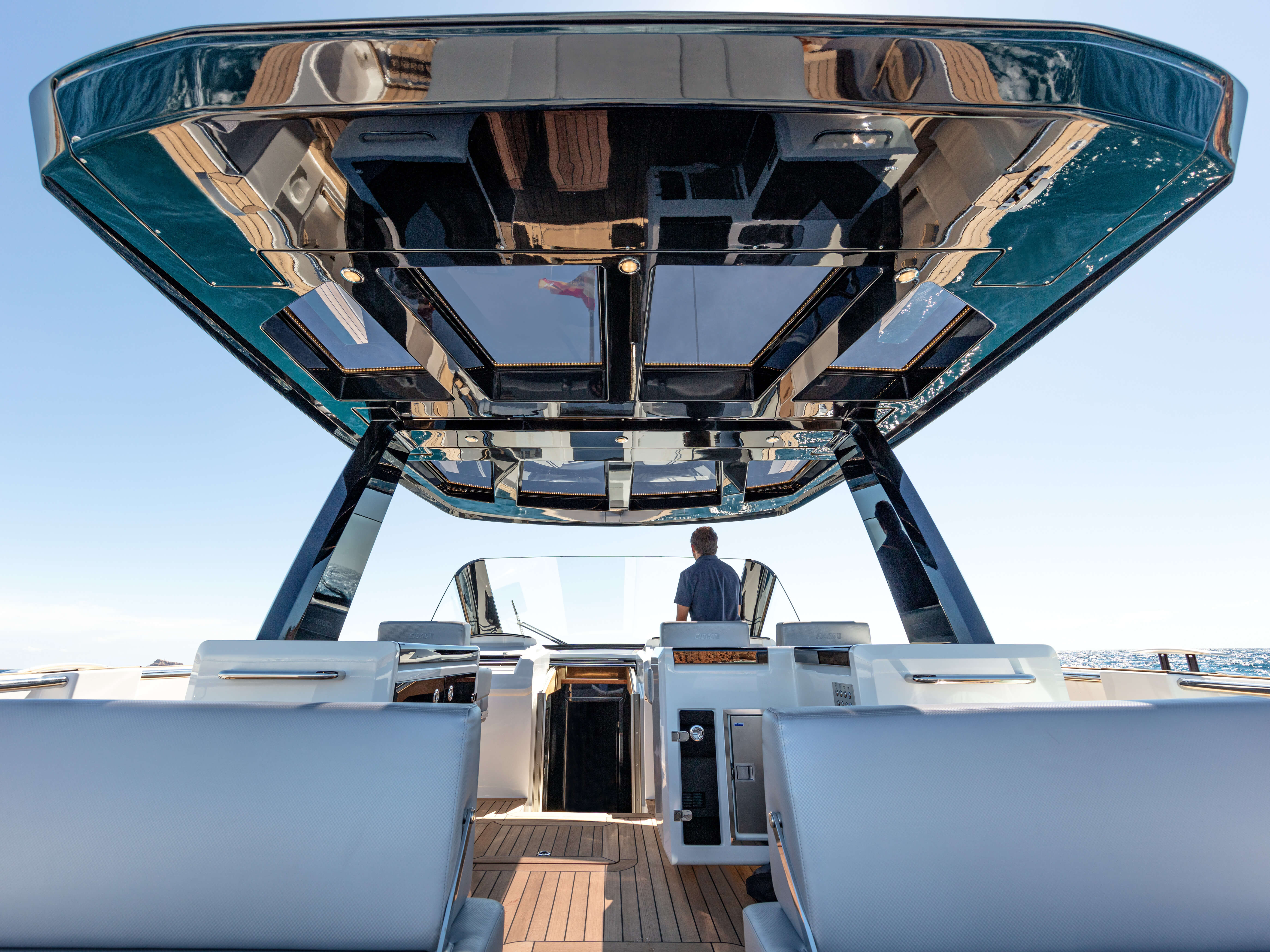 Fjord 52 open | Exterior view | Fjord