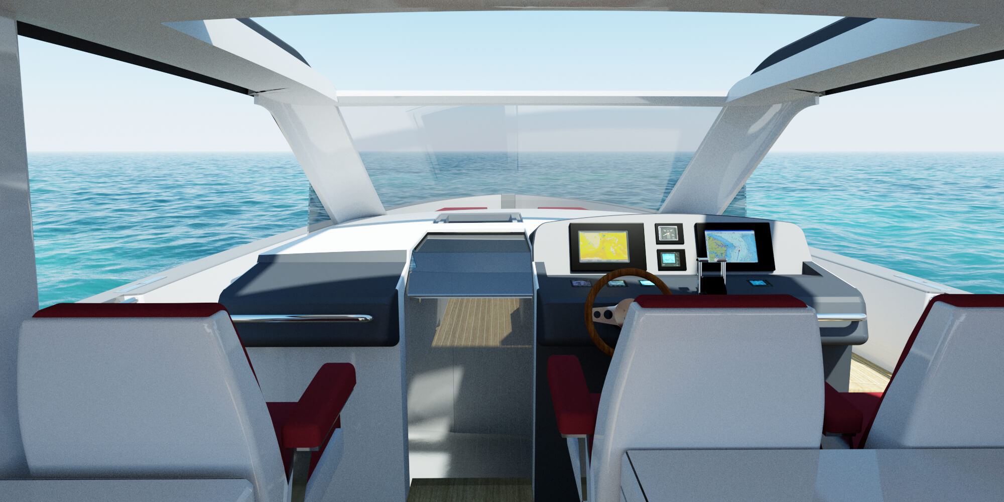 Fjord 56 Open Interieur | Fjord