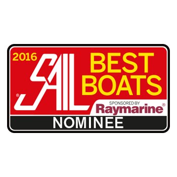 Hanse 315 Best Boats (Sail Magazine) 2016 | nominee | Hanse
