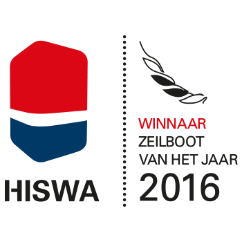 Hanse 315 HISWA - BOAT OF THE YEAR 2016 | 1st PLACE CATEGORY SAILBOAT OF THE YEAR 2016 | Hanse