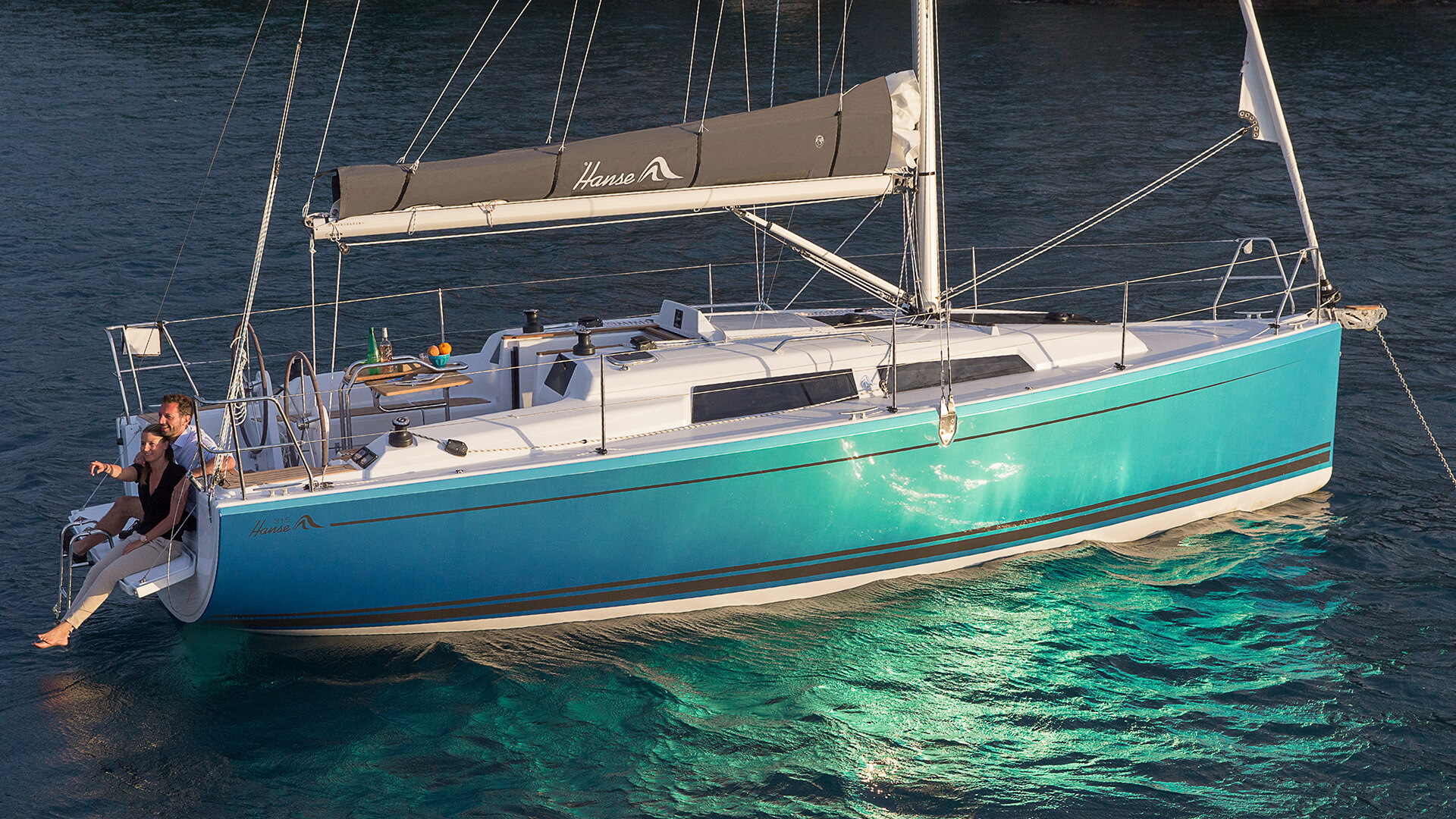 Hanse 315 | THE ONE FOR ALL COLOURS OF LIFE | Hanse