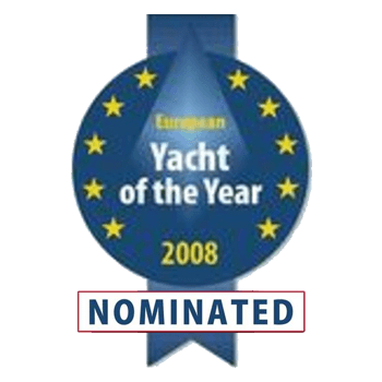 Hanse 320 European Yacht of the Year 2008 Category Yachts up to 10m | nominated | Hanse