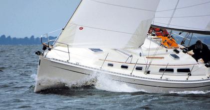 Hanse 341 Exterior Sailing | Hanse