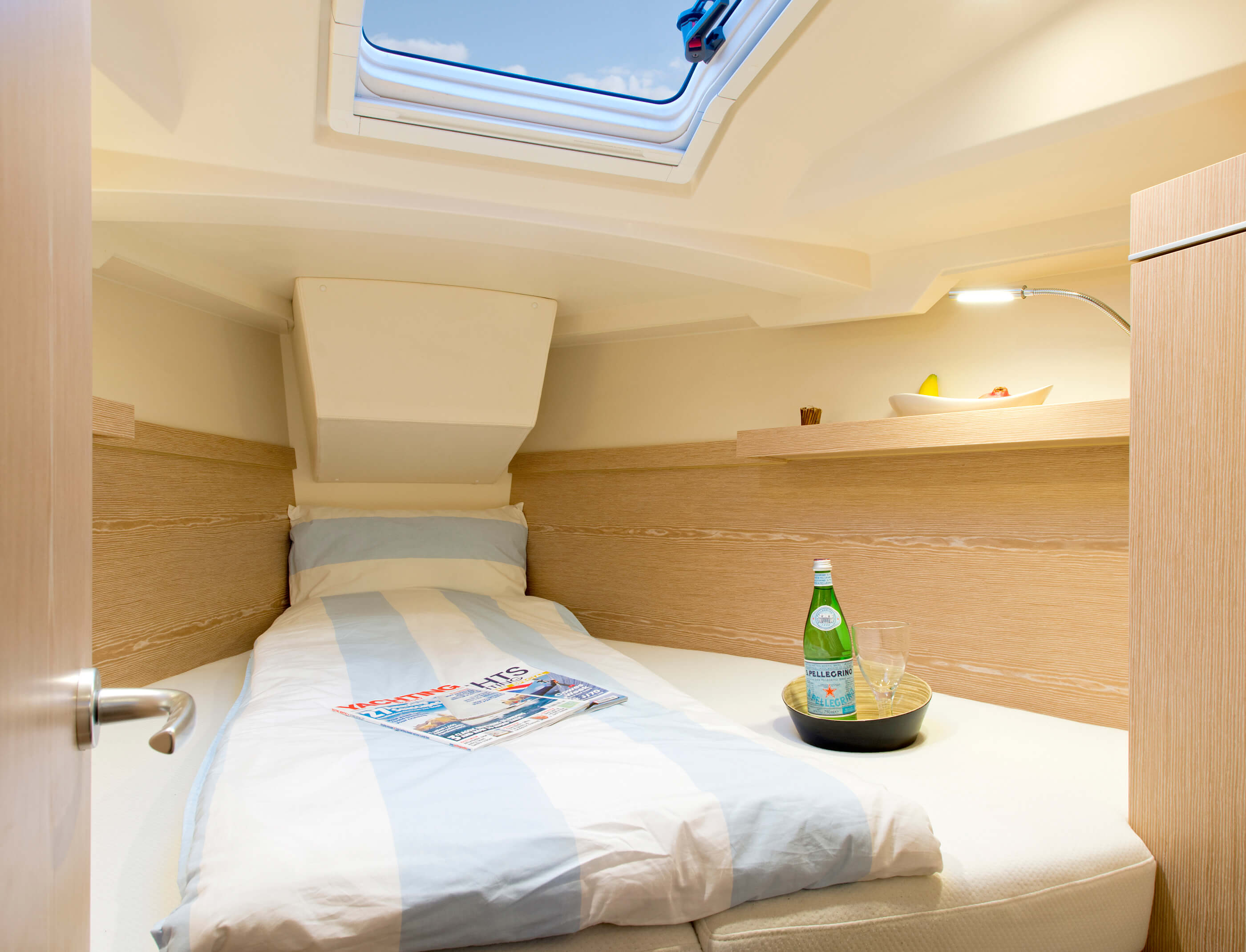 Hanse 345 Interior view owner´s cabin | Hanse