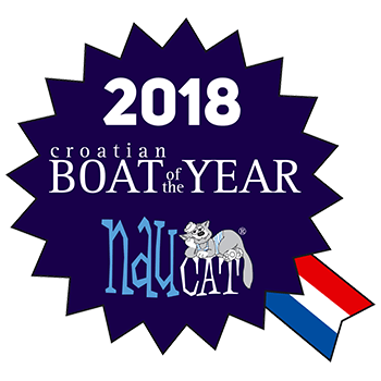 Hanse 348 - Croatian Boat of the Year 2018 | Winner - Sailboats up to 40 feet | Hanse