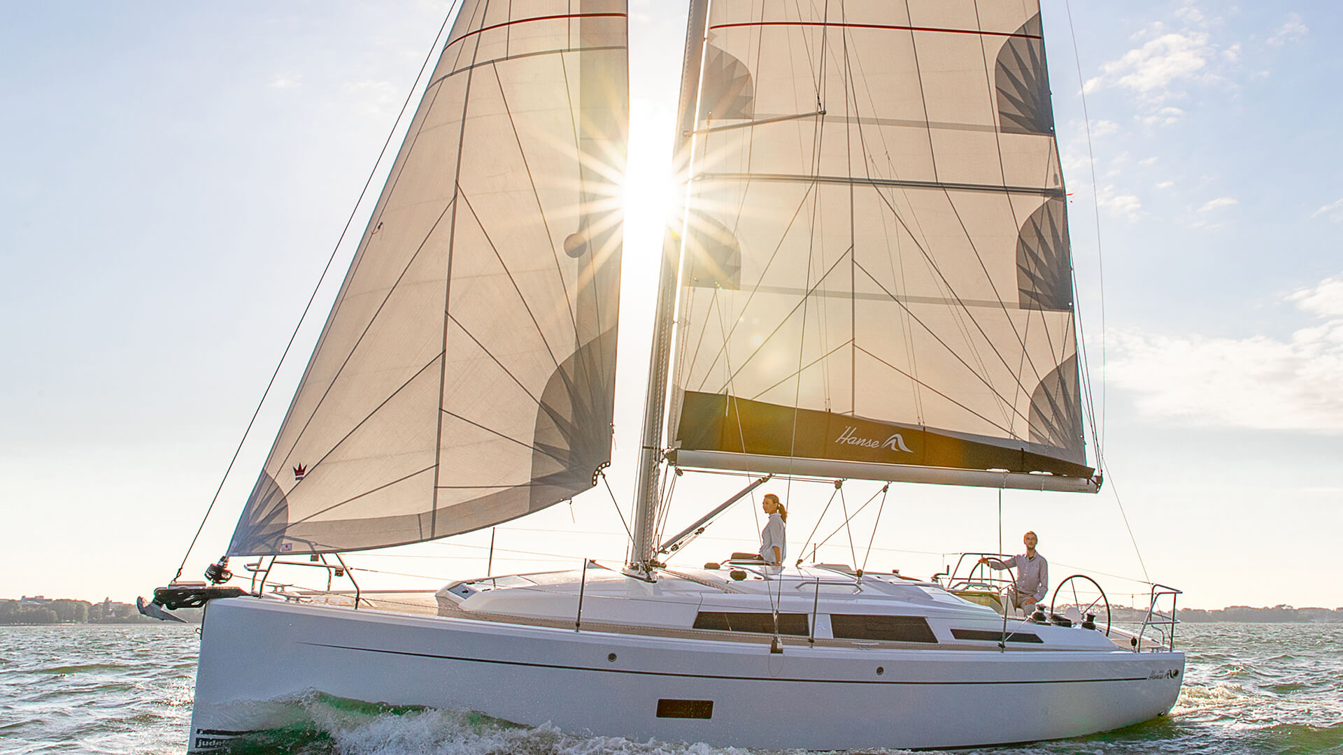 Hanse 348 | INSPIRED BY AIR | Hanse
