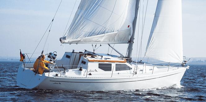 Hanse 371 DS Exterior Sailing | Hanse