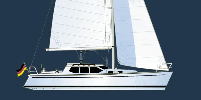 Hanse 371 DS Exterieur | Hanse