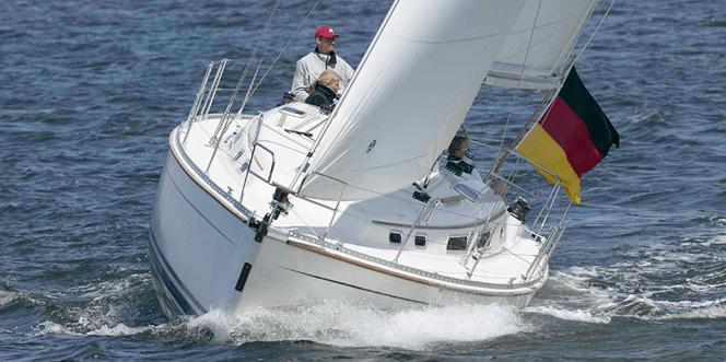 Hanse 371 Exterior Sailing | Hanse