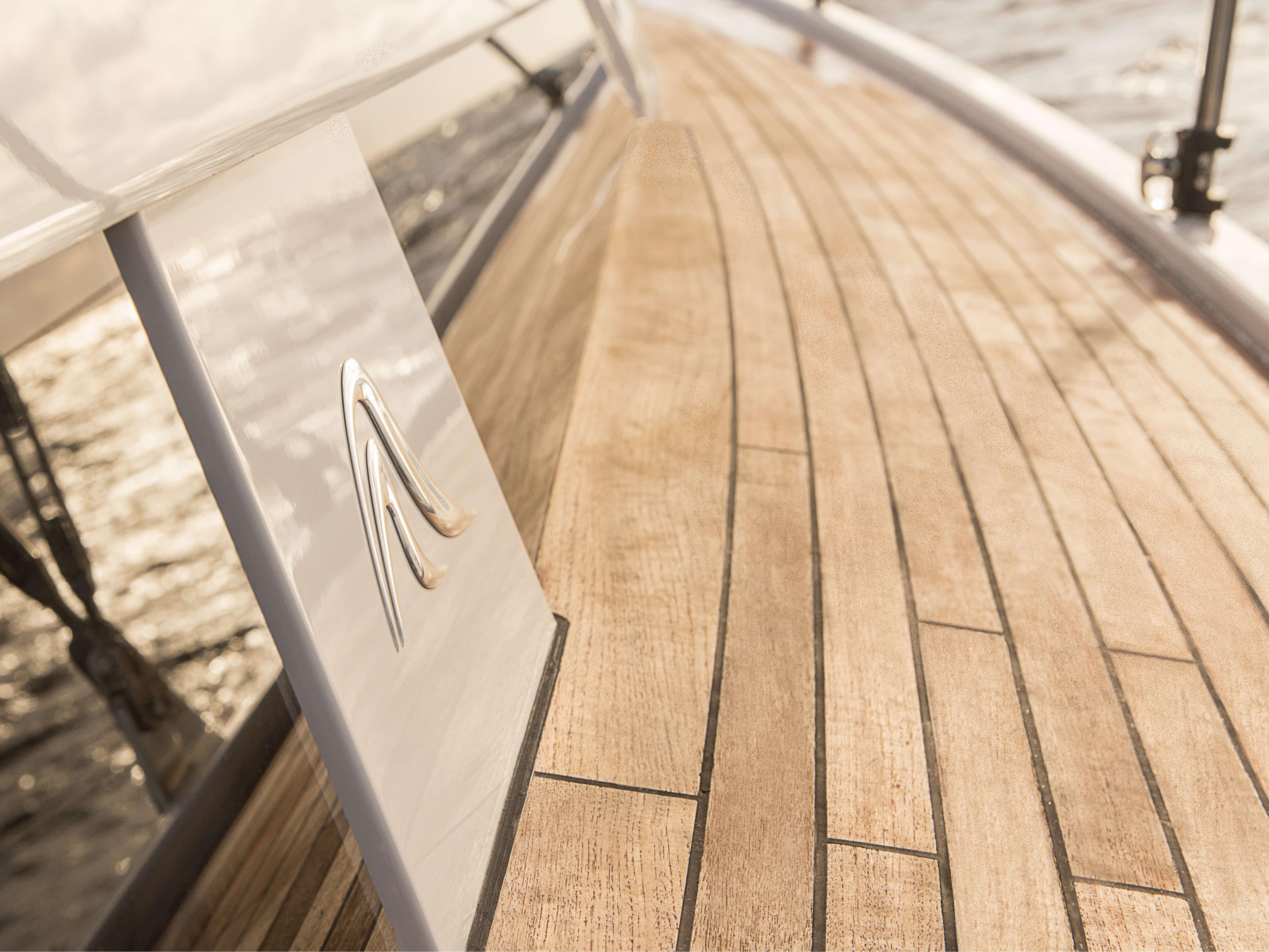 Hanse 388 | Top view Deck | Hanse
