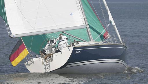 Hanse 411 Exterior Sailing | Hanse