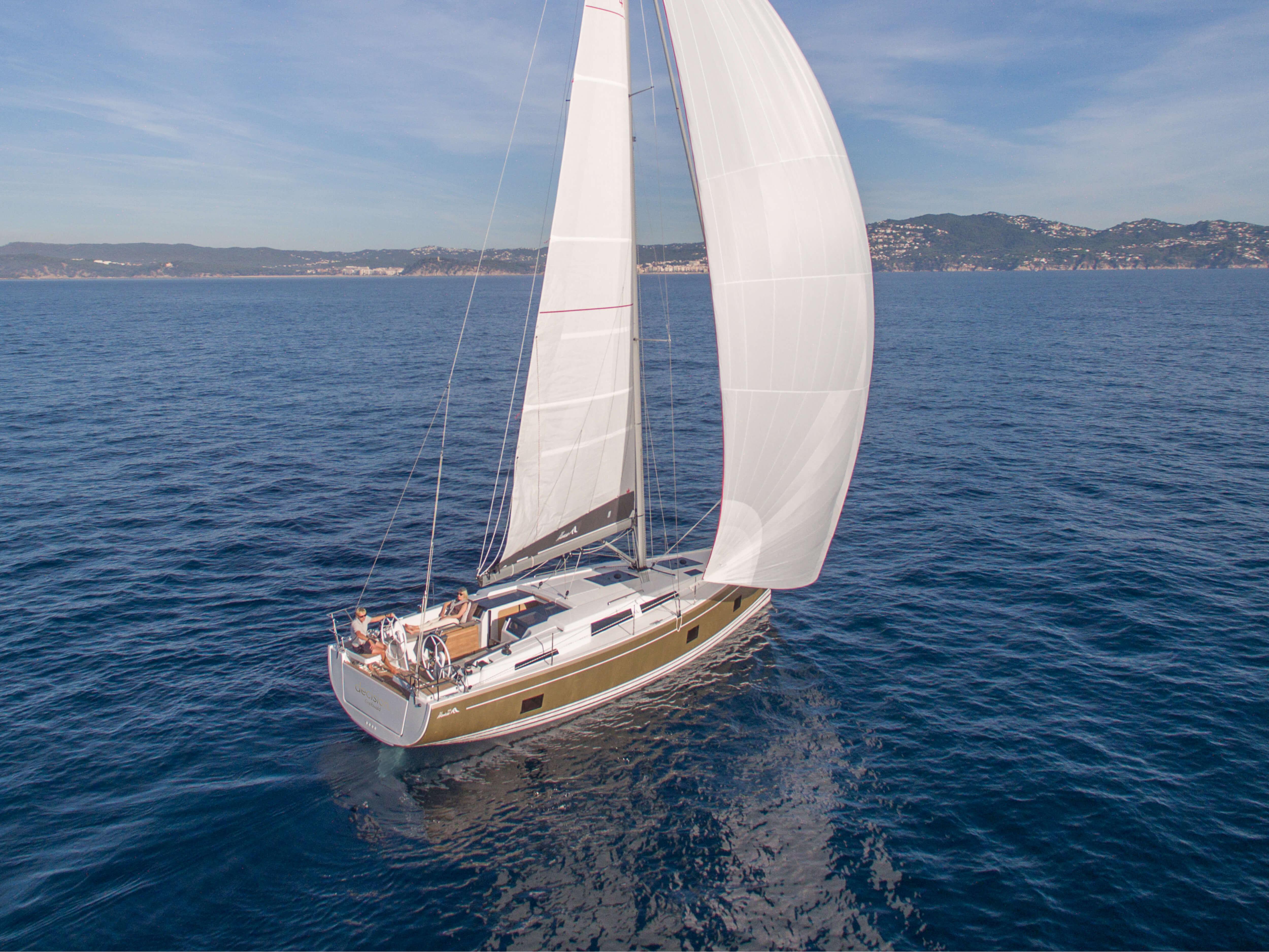 Hanse 418 | Exterior Sailing | Hanse