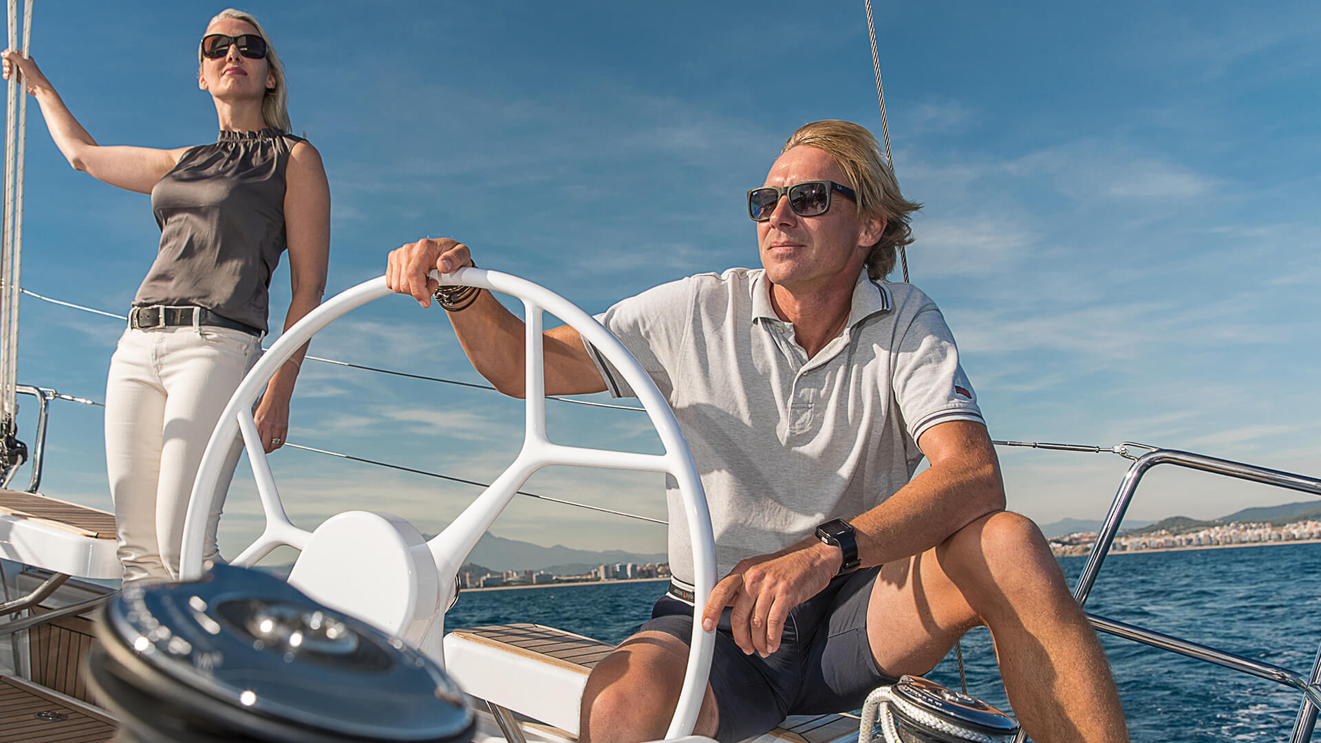 Hanse 418 | ENJOYMENT WITHOUT LIMITS | Hanse