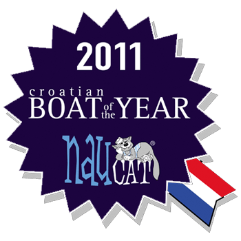 Hanse 445 Croatian Boat of the Year 2011 | Category SAILING YACHTS below 35 ft - nominee | Hanse