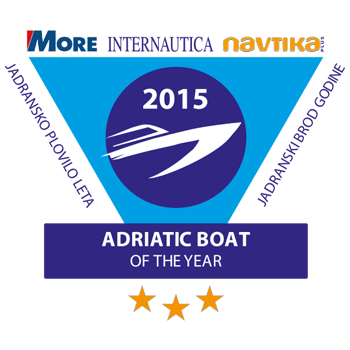 Hanse 455 Adriatic Boat of the Year 2015 | 2nd PLACE CATEGORY CRUISER OVER 41 UP TO 60 FEET | Hanse
